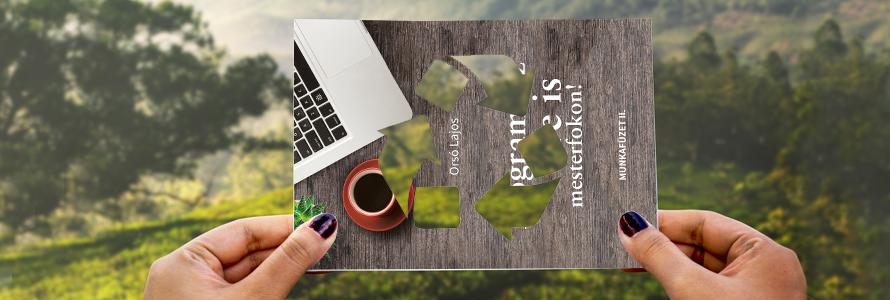 Környezetbarát könyvek